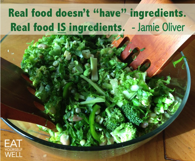 Real Food - Jamie Oliver