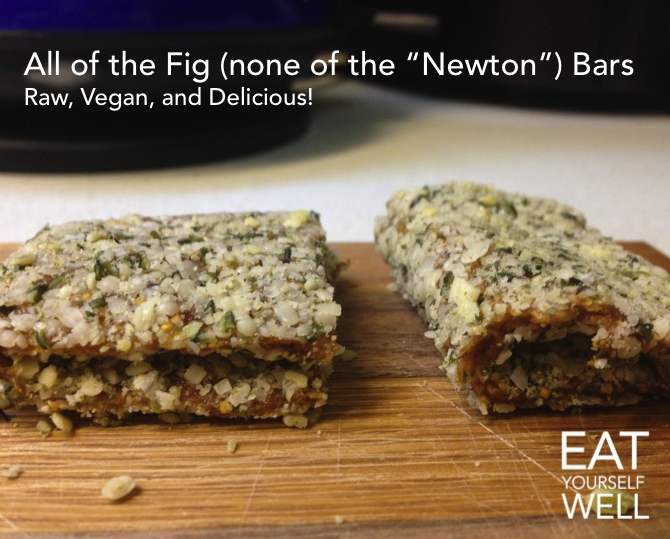 All of the Fig, None of the Newton, Bars - Eat Yourself Well