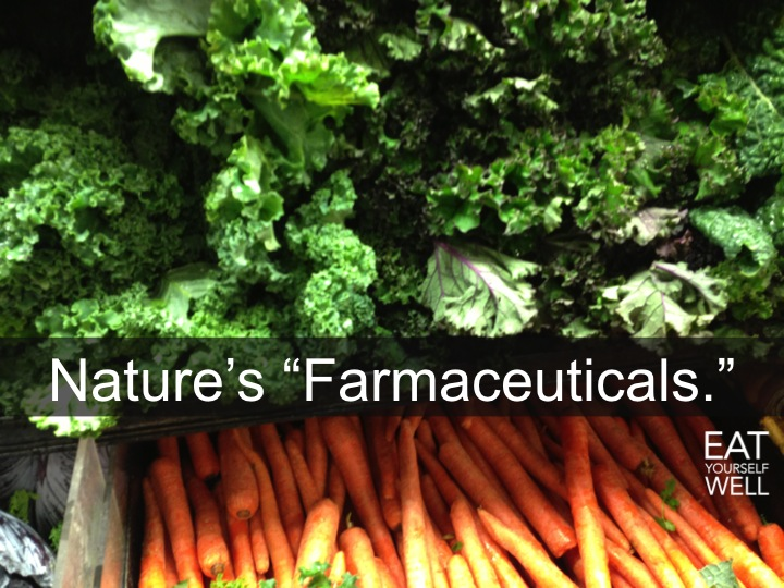 Nature's Farmaceuticals