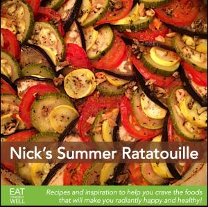 Nick's Summer Ratatouille