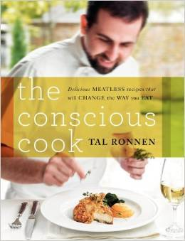 The Conscious Cook: Delicious Meatless Recipes Image