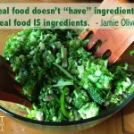 Real Food … the Easy Way to Health